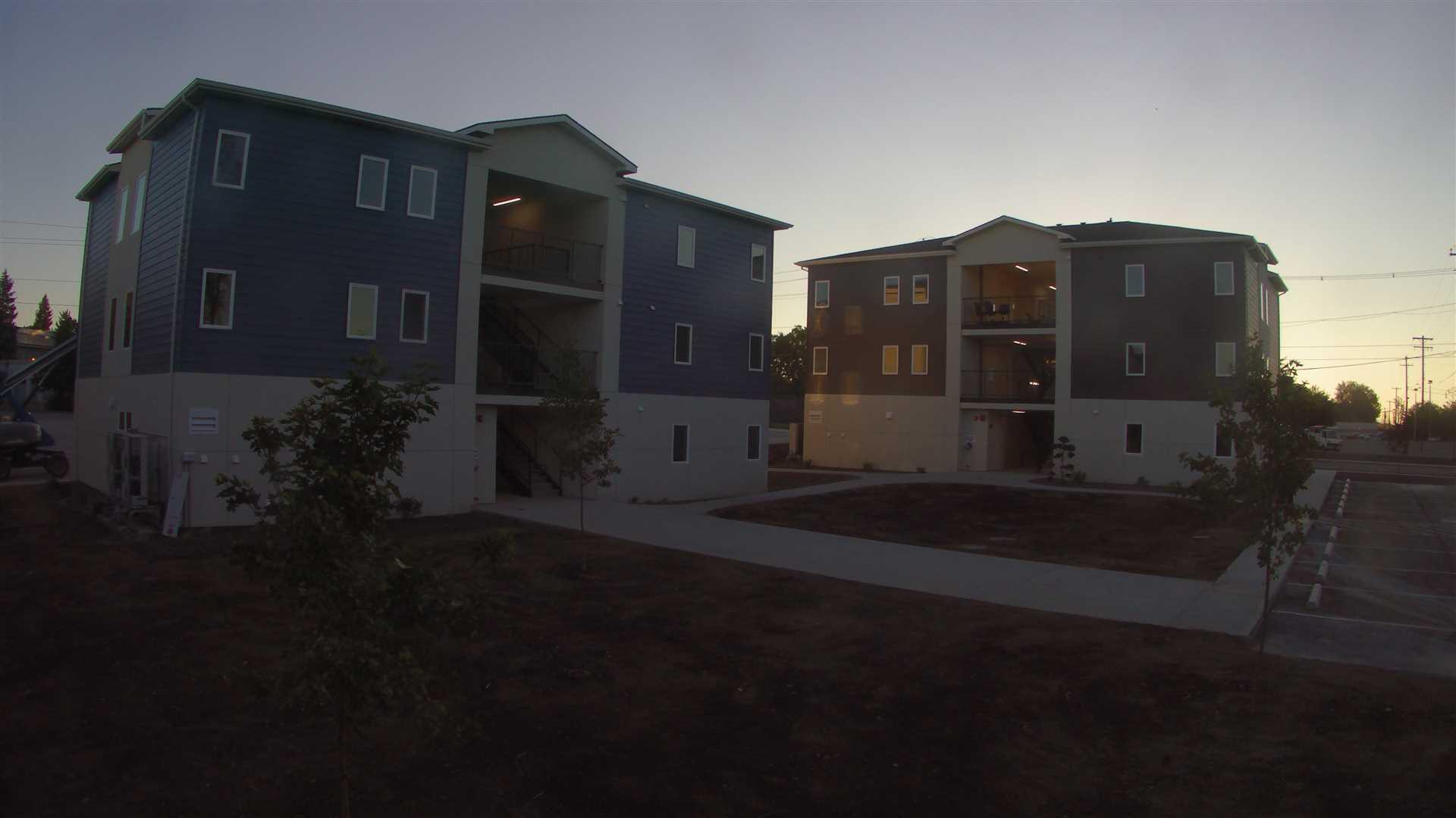 Modular Dorms The College Of Idaho